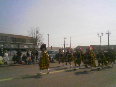 St. Patrick's Day in Seaside Heights