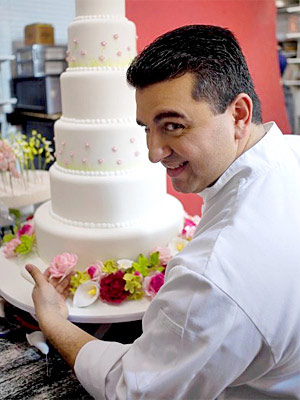 "Buddy Valastro is the ""Boss"" in Cake Boss"